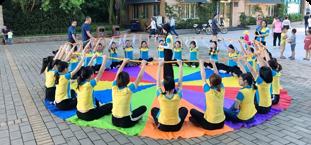 3-4岁幼儿年龄特征之小班爱模仿