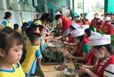 幼儿园端午节活动